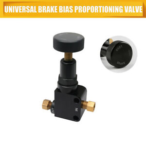 Brake Bias Proportioning Valve Pressure Regulator For Brake Adjustment