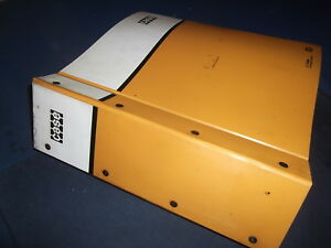 Case 310g 350 Crawler Tractor Dozer Service Shop Repair Manual Book