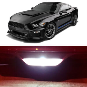 1000lm White 3156 3157 Led Reverse Backup Light Bulb For 2015 2018 Ford Mustang
