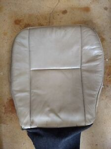 Saab 900 1994 1998 Seat Bottom Leather Oem Tan