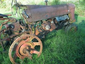 International Ih Farmall 300 Tractor Two Tractors One Money