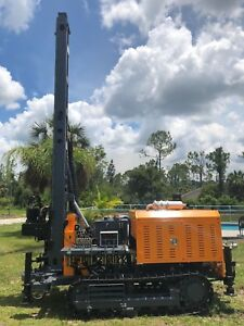 2018 Water Well Drilling Rig Wwe 600