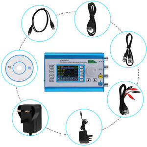 20mhz Dual channel Arbitrary Waveform Dds Function Signal Generator Kit Fy2300h