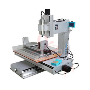 New Model 5 Axis Metal Cnc Engraving Machine 3040 With High Performance 1500w