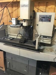 Cnc Milling Machine Tormach Personal Cnc 1100 Series Iii With Tooling