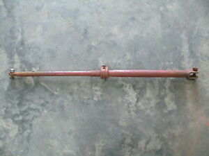 Farmall Super C 200 230 Fast Hitch Depth Adjusting Link Rod