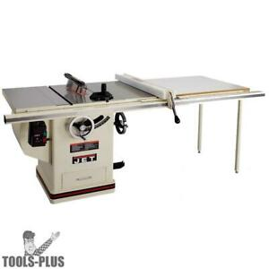 Jet 708546pk 12 Table Saw Plus 50 Xacta Fence Ii New