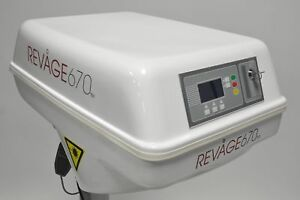 Revage 670 Hair Restoration Growth Treatment Laser Renew Stimulate Therapy Care
