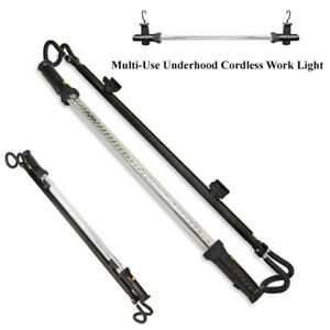 The Claw Led Light Bar Rechargeable Cordless Adjustable Under Hood Work Light