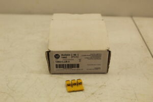 Allen Bradley 1492 cjj8 3 Center Jumpers New In Box box Of 50