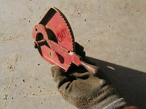 Farmall International 200 230 Tractor Ih Tooth Throttle Control Assembly