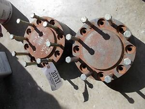 Ih Farmall Ac John Deere Ferguson Jd Case Rear Wheel Hub Tire Spacer Spacers