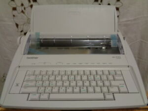 New Brother Ml100 Electronic Typewriter No Box