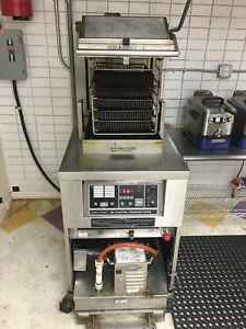 henny Penny 581 Commercial H d 208v 3ph Electric Pressure Fryer W filtration