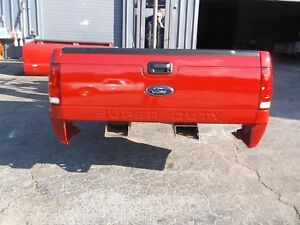 New Genuine Ford Super Duty F250 F350 Painted Red Tailgate Any Color