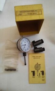 Vintage Central Tool 263 Engine Timing Gauge 2 Cycle Snowmobile Quad Dirt