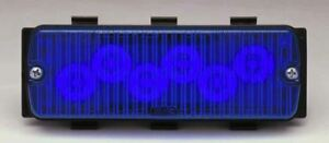 Whelen 500 Series Tir6 Super Led Blue