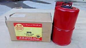 Nos Emergency Safety Light Set S m Lamp Ford Chevy Gmc Plymouth Dodge Ihc Truck