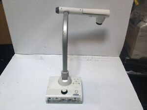 Elmo Tt 12 Interactive Document Camera 3 4mp 12x Optical Zoom 1080p Hdmi