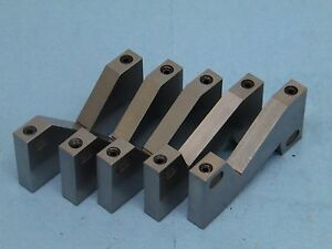 Angle Blocks Toolmaker Machinist Gunsmith Precise Grind Milling Angle 5 16 Wide