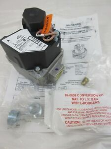 New White Rodgers 36h33 412 Furnace Gas Valve Ng Or Lp