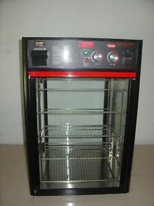 Hatco Flav r savor Holding Cabinet Pizza Warmer Or Other Foods 600 Obo