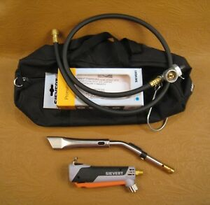 Sievert Promatic Torch 3366 With Burner And Hose regulator