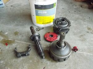 International 460 Utility Tractor Working Live Ihc Pto Unit In Parts Ih