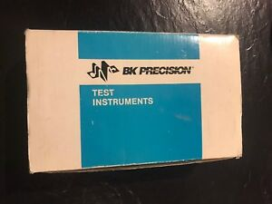 Digital Universal Lcr Meter Bk Precision 878 Mint In Box