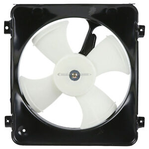 For Honda Civic 1996 1997 1998 Condenser Or Radiator Cooling Fan Assembly