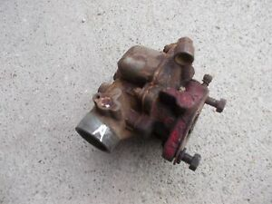 Farmall A B C Tractor Original Ih Good Working Zenith Carburetor Assembly