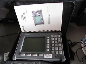 Anritsu Ms2711b Handheld Spectrum Analyzer 100khz 3ghz