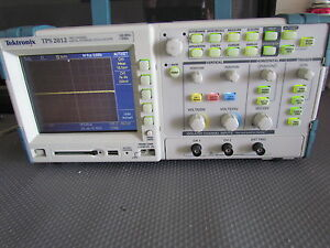 Tektronix Tps 2012 Tps2012 Digital 2 Channel 100 Mhz Isolated Oscilloscope