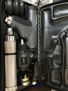 Excellent Welch Allyn 97800 mc Diagnostic Set With Panoptic Ophthalmoscope