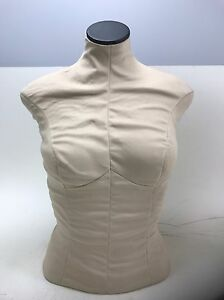 Fusion Specialties Mannequin Dress Wow Female Torso Upper Body Bust Fast Ship