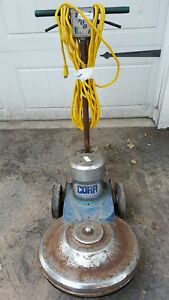 Corr 1500e Pioneer Eclipse Laser Xtra High Speed Buffer Burnisher Nobles Clarke
