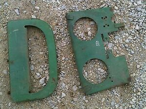 Oliver 550 Tractor Original Gas Tank Mount Mounting Bracket Brackets
