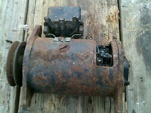 Ih Farmall Jd Ford Oliver Ac John Deere Tractor Generator Assembly