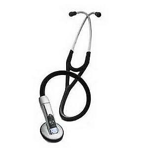 3m Littmann Electronic Stethoscope 27 L Latex free Black Tube 1 Count