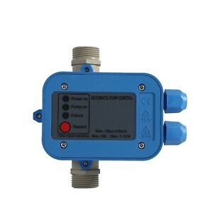 Water Pump Pressure Controller automatic Electric Electronic Switch Control