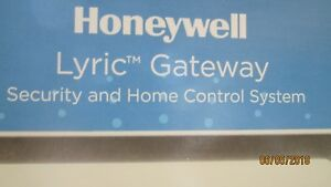 Honeywell Lyric Gateway Security And Home Control System