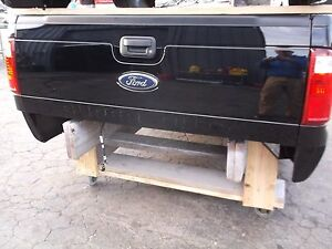 R Any Color New Genuine Ford Black Super Duty F250 F350 Painted Tailgate Shell