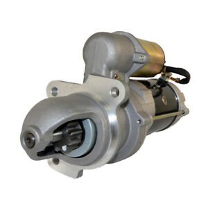 Gear Reduction Starter For Oliver 77 88 880 1650 1655 1850 1755 1855 Tractor