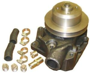 New Re60489 Water Pump W Hub Pulley 1840 2040 2140 2150 2250 More For Deere