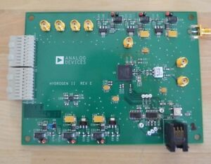 Analog Devices Ad9789 ebz Ad9789 Rf Dac Evaluation Board Hydrogen Ii Rev E