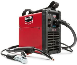 Century Electric Welder Wire Feed 30 90 Amp Range 120 volt Input Power Available