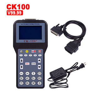 2018v Sbb Upgrade Ck 100 Car Key Pro Grammer V99 99 Obd2 With 1024 Tokens