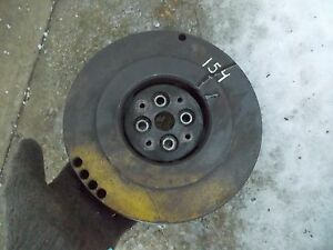 International Cub 154 Lo Low Boy Tractor Ih Engine Motor Flywheel Ihc