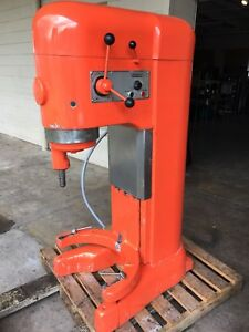 Hobart M 802 Dough Mixer Hobart M802 Mixer Hobart 80 Quart 3 Hp Updated Motor