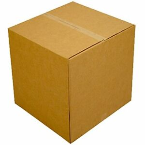 Moving Boxes Large Size 20x20x15 Boxes value 6 Pack Packing Shipping Sto
